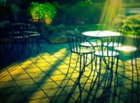 Chauffer mon jardin avec un chauffage infrarouge